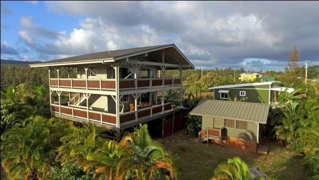 12-7027 Kamoamoa St, Pahoa, HI 96778 (MLS #645131) :: LUVA Real Estate