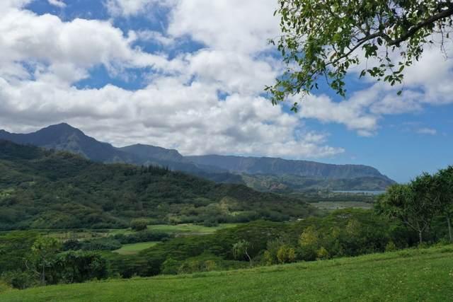 Ulu Kapaka Cpr, Princeville, HI 96722 (MLS #645139) :: Kauai Exclusive Realty