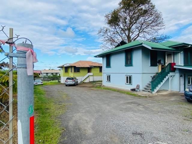 1521 Kinoole St, Hilo, HI 96720 (MLS #645257) :: Steven Moody