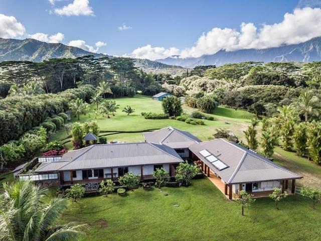 6155 Kahiliholo Rd, Kilauea, HI 96754 (MLS #645258) :: Corcoran Pacific Properties