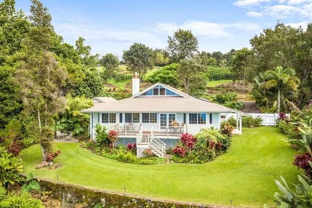 76-5894 Hookahi Rd, Holualoa, HI 96725 (MLS #645260) :: Corcoran Pacific Properties