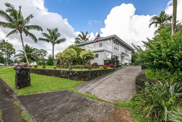 283 Aina Lani Pl, Kapaa, HI 96746 (MLS #645322) :: Aloha Kona Realty, Inc.