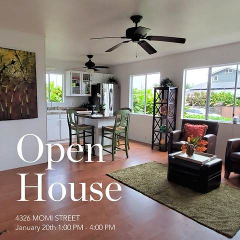4326 Momi St, Kilauea, HI 96754 (MLS #645353) :: Kauai Exclusive Realty