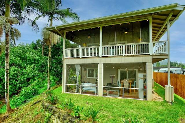 6381-B Puupilo Rd, Kapaa, HI 96746 (MLS #645409) :: Corcoran Pacific Properties