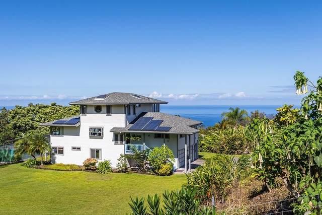 83-5363 Hawaii Belt Rd, Captain Cook, HI 96704 (MLS #645500) :: Corcoran Pacific Properties