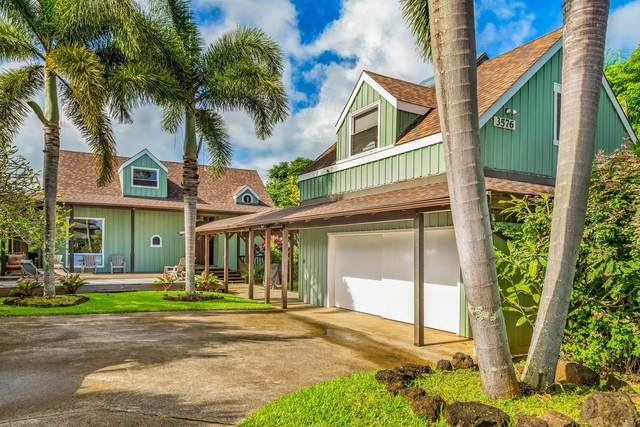 3576 Kaweonui Rd, Princeville, HI 96722 (MLS #645519) :: Aloha Kona Realty, Inc.