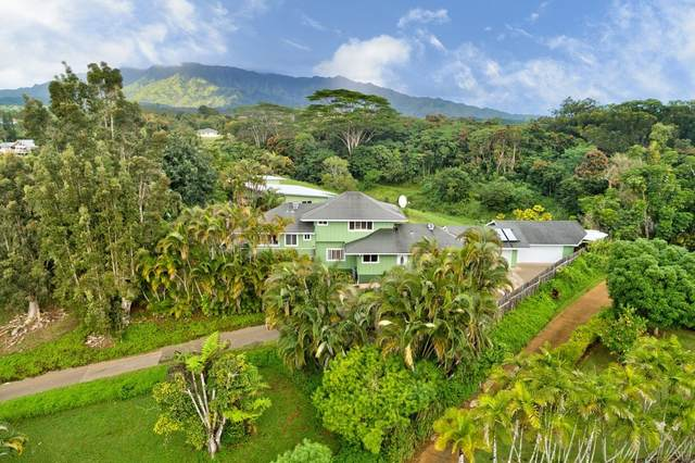 6420 Puupilo Rd, Kapaa, HI 96746 (MLS #645533) :: Kauai Exclusive Realty