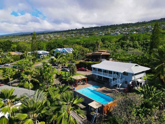 77-6396 Kupuna St, Kailua-Kona, HI 96740 (MLS #645590) :: Team Lally
