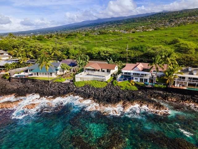 78-6604 Alii Dr, Kailua-Kona, HI 96740 (MLS #645601) :: Corcoran Pacific Properties