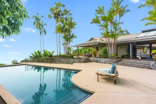 81-905 Makahiki Ln, Captain Cook, HI 96704 (MLS #645626) :: LUVA Real Estate