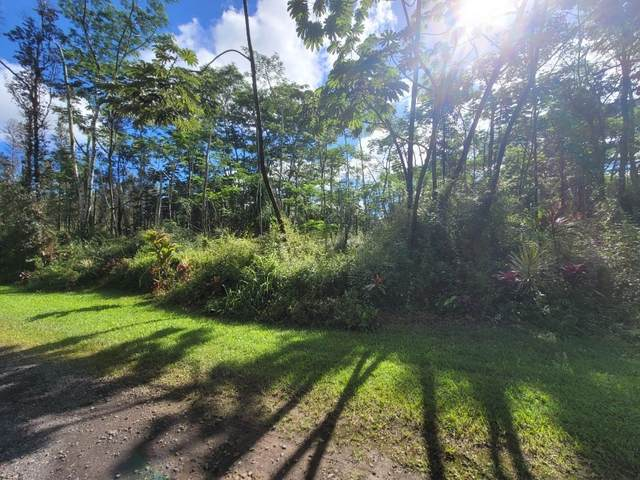 Hawaii Rd, Pahoa, HI 96778 (MLS #645637) :: Steven Moody
