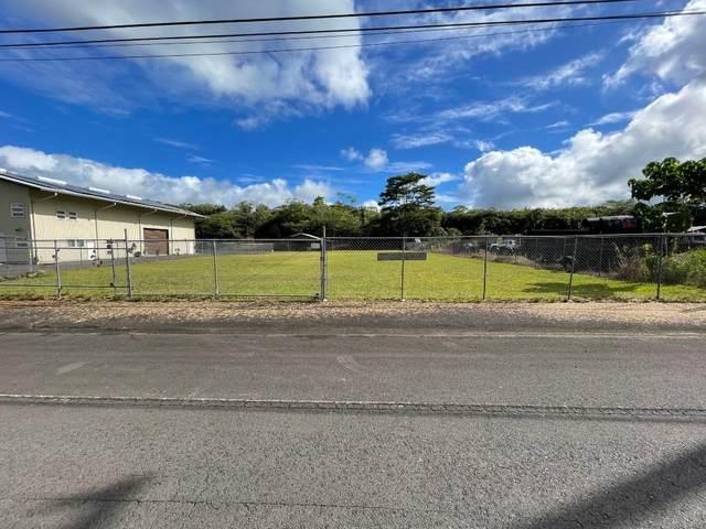 Mikahala St, Keaau, HI 96749 (MLS #645657) :: LUVA Real Estate