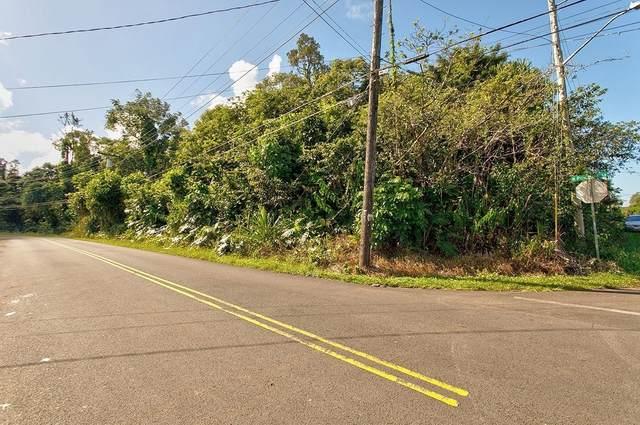 N Manini St, Pahoa, HI 96778 (MLS #645686) :: Steven Moody