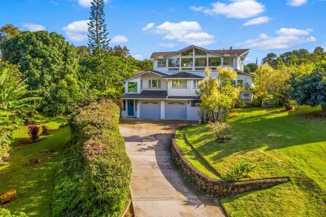 3907 Kamehameha Rd, Princeville, HI 96722 (MLS #645704) :: Steven Moody