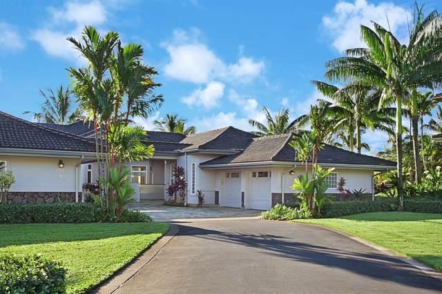 4100 Queen Emma Dr, Princeville, HI 96722 (MLS #645715) :: Aloha Kona Realty, Inc.
