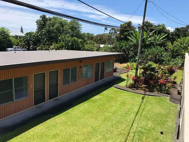 341 Lehua St, Hilo, HI 96720 (MLS #645733) :: LUVA Real Estate