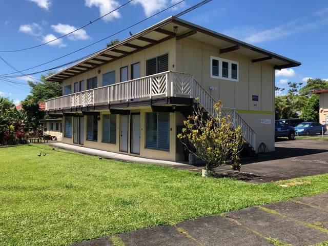 349 Lehua St, Hilo, HI 96720 (MLS #645734) :: LUVA Real Estate