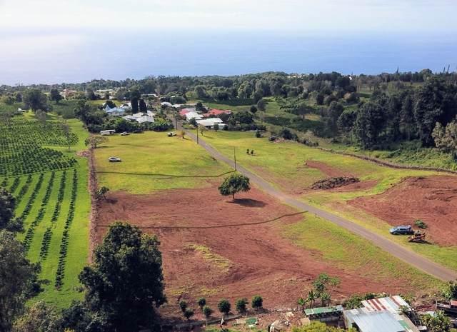 Address Not Published, Kealakekua, HI 96750 (MLS #645740) :: Corcoran Pacific Properties