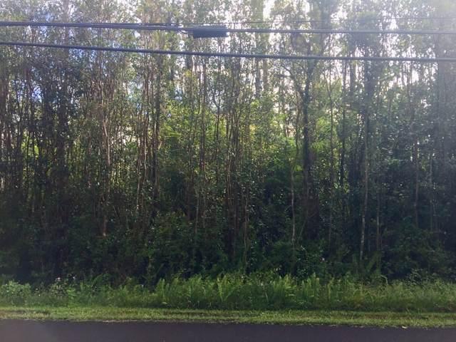 N Kupono St, Pahoa, HI 96778 (MLS #645797) :: Aloha Kona Realty, Inc.