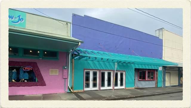 301 Keawe St, Hilo, HI 96720 (MLS #645814) :: Steven Moody