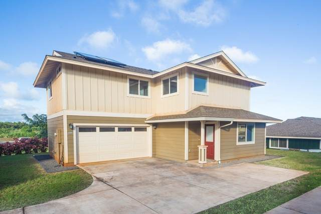 4464 Iliopua Pl, Lihue, HI 96766 (MLS #645825) :: Iokua Real Estate, Inc.