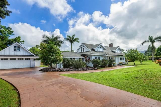 4301 Kahili Makai, Kilauea, HI 96754 (MLS #645860) :: Aloha Kona Realty, Inc.