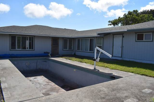 94-6483 Ahi Rd, Naalehu, HI 96772 (MLS #645902) :: Team Lally