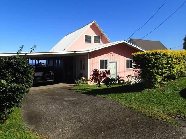 35-2040 Nanu St, Laupahoehoe, HI 96764 (MLS #645919) :: Corcoran Pacific Properties