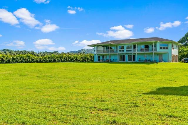 5-1103 Kuhio Hwy, Kilauea, HI 96754 (MLS #645948) :: Kauai Exclusive Realty
