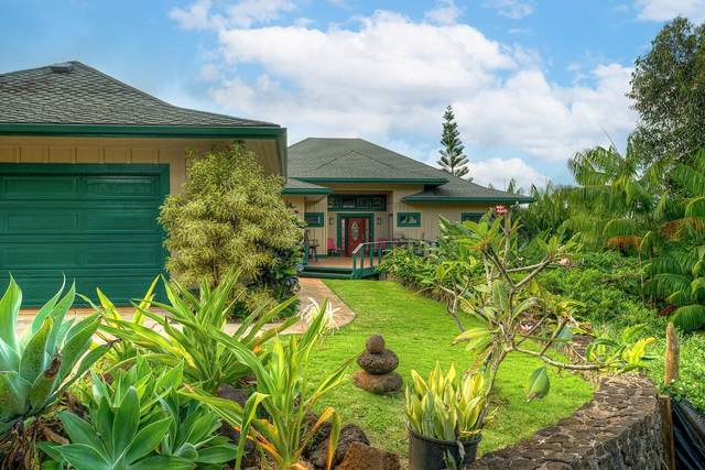 4391 Ihu Rd, Kalaheo, HI 96741 (MLS #645972) :: Kauai Exclusive Realty