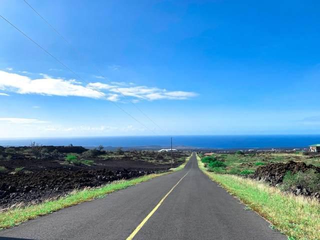 Kohala Blvd, Ocean View, HI 96737 (MLS #645979) :: Hawai'i Life