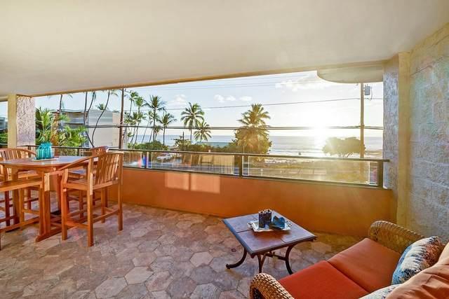 76-6225 Alii Dr, Kailua-Kona, HI 96740 (MLS #646013) :: Corcoran Pacific Properties