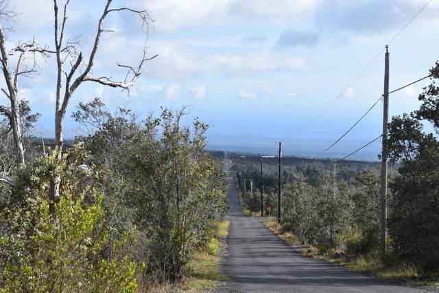 Tiki Ln, Ocean View, HI 96737 (MLS #646015) :: Steven Moody