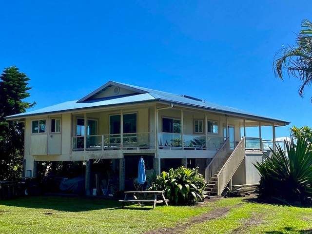 94-6503 Mamalahoa Hwy, Naalehu, HI 96772 (MLS #646032) :: Aloha Kona Realty, Inc.