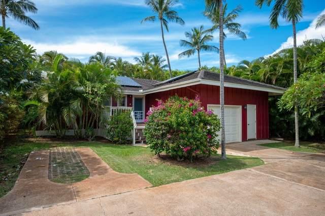2393 Hoohu Rd, Koloa, HI 96756 (MLS #646050) :: Kauai Exclusive Realty