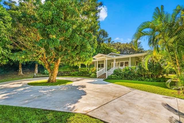 4288 RD Umiumi Rd, Kalaheo, HI 96741 (MLS #646092) :: LUVA Real Estate