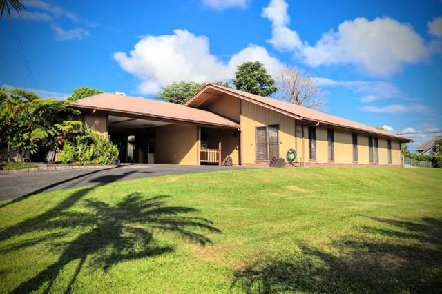 762 Koele St, Hilo, HI 96720 (MLS #646101) :: LUVA Real Estate