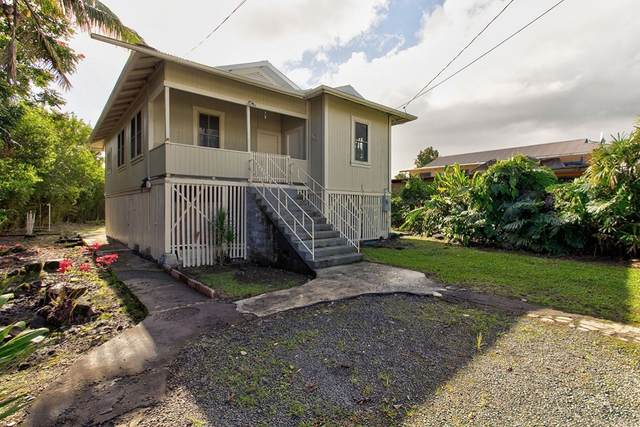 227 Kaumana Dr, Hilo, HI 96720 (MLS #646119) :: LUVA Real Estate