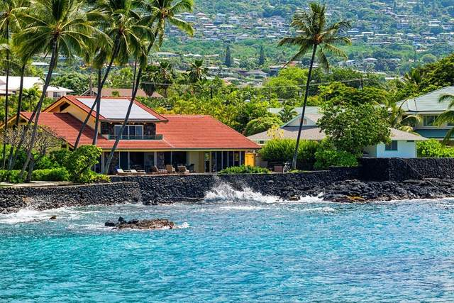 76-6168 Alii Dr, Kailua-Kona, HI 96740 (MLS #646203) :: LUVA Real Estate