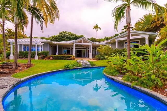 78-6804 Kuhinanui St, Kailua-Kona, HI 96740 (MLS #646205) :: Corcoran Pacific Properties