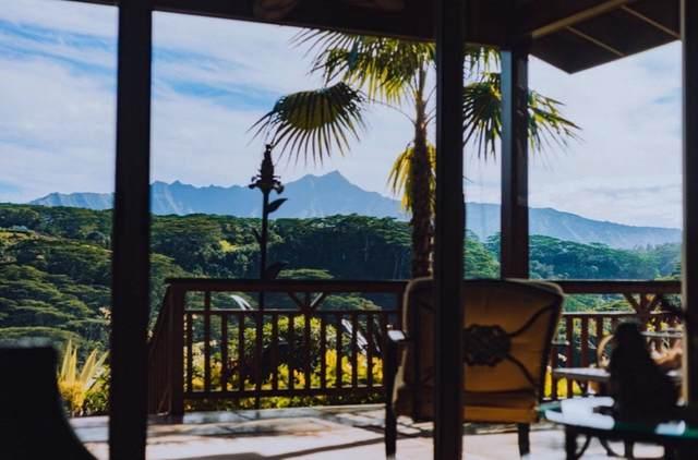 3275 Kalihiwai Rd, Kilauea, HI 96754 (MLS #646206) :: Kauai Exclusive Realty