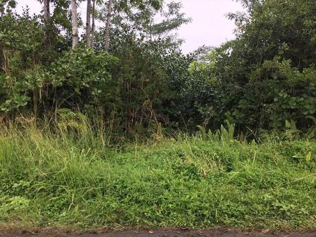 18TH AVE, Keaau, HI 96749 (MLS #646224) :: Corcoran Pacific Properties