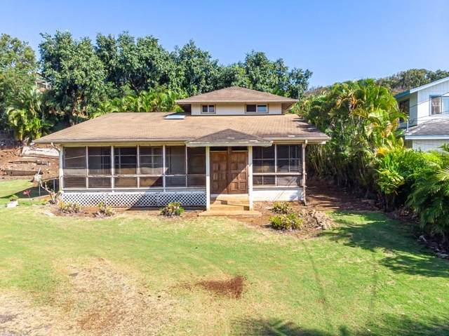 4684 Hauaala Road, Kapaa, HI 96746 (MLS #646237) :: Kauai Exclusive Realty