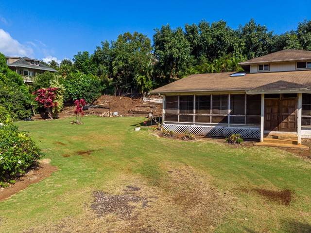 4694 Hauaala Rd, Kapaa, HI 96746 (MLS #646238) :: Kauai Exclusive Realty