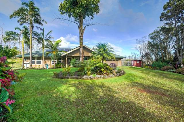 11-2882 Kaleponi Dr, Volcano, HI 96785 (MLS #646246) :: Hawai'i Life