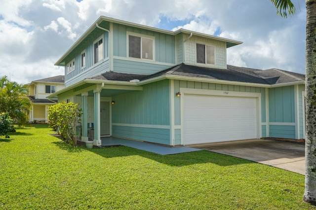 1964 Haleukana St, Lihue, HI 96766 (MLS #646260) :: Kauai Exclusive Realty