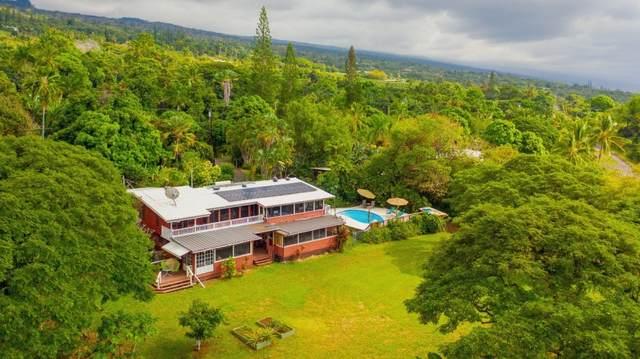 84-5109 Painted Church Rd, Captain Cook, HI 96704 (MLS #646310) :: LUVA Real Estate