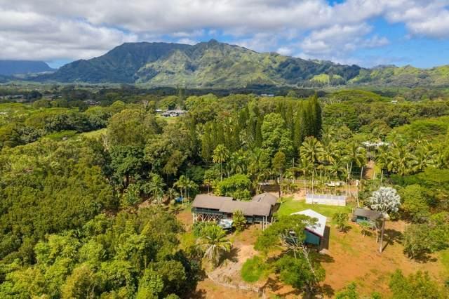 6341 Helena Ln, Kapaa, HI 96746 (MLS #646336) :: Kauai Exclusive Realty