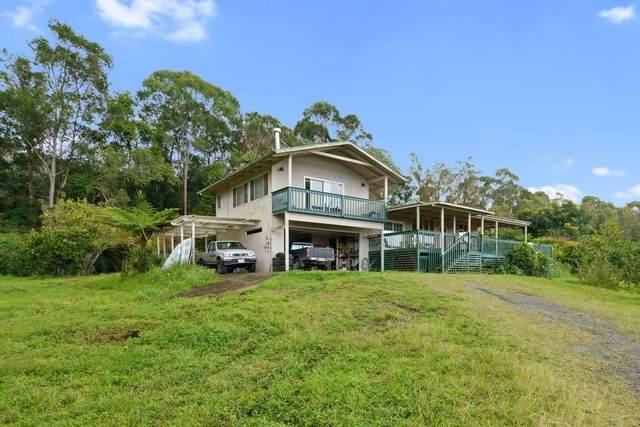 78-1356 Bishop Rd, Keauhou, HI 96740 (MLS #646390) :: Corcoran Pacific Properties