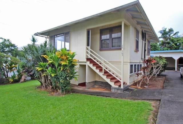 28-265 Stable Camp Rd, Honomu, HI 96728 (MLS #646391) :: Corcoran Pacific Properties